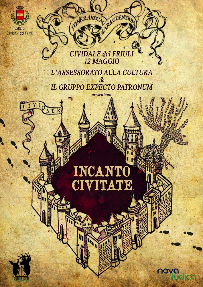 Harry Potter a Cividale