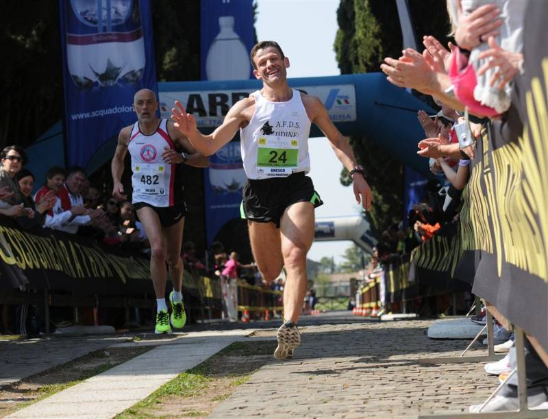 UNESCO CITIES MARATHON, E' RECORD DI ISCRITTI
